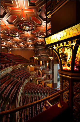 Belasco Theater Is Burnished And Back The New York Times