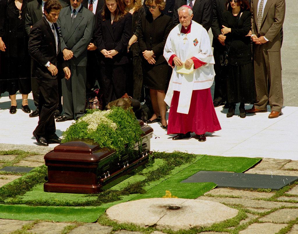 Jr John Funeral Kennedy