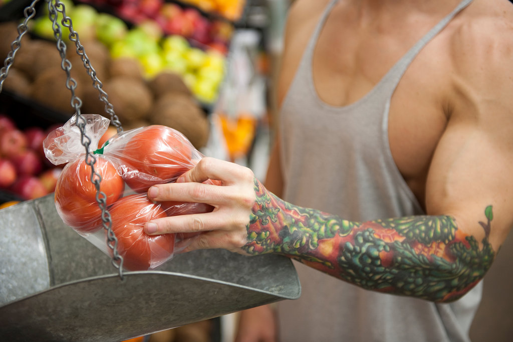 Vegans Muscle Their Way Into Bodybuilding The New York Times