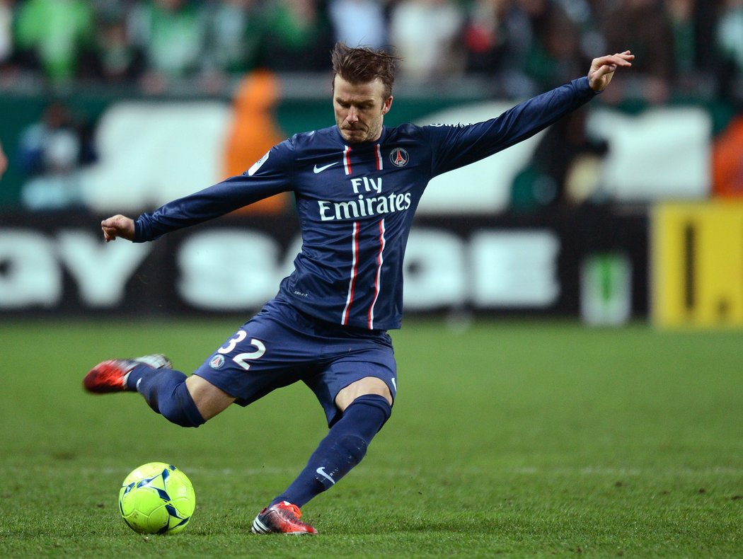 David Beckham Announces Retirement From Soccer - The New ...