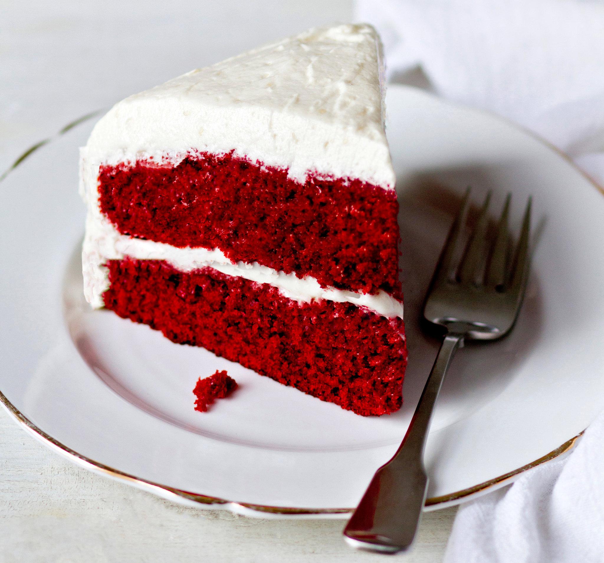 Fancy Red Velvet Cake Recipe