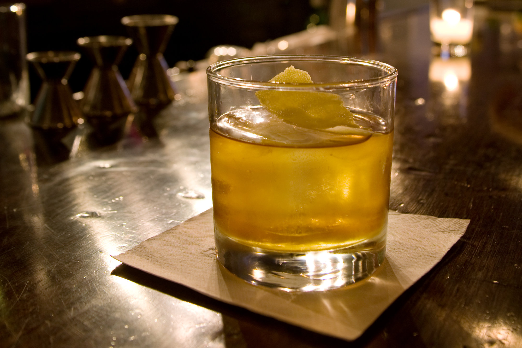 Rye Old Fashioned Recipe   NYT Cooking