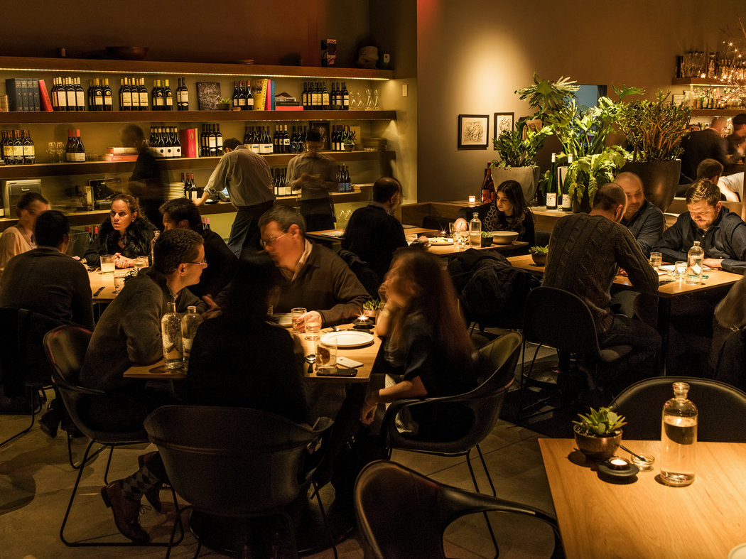 Cosme In The Flatiron District The New York Times