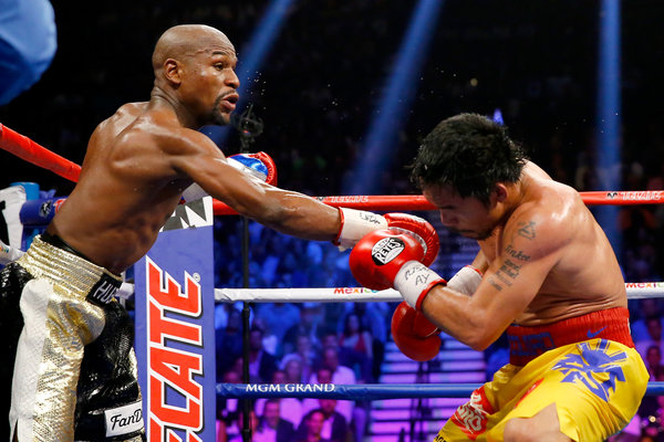 When Does Mayweather Fight Pacquiao