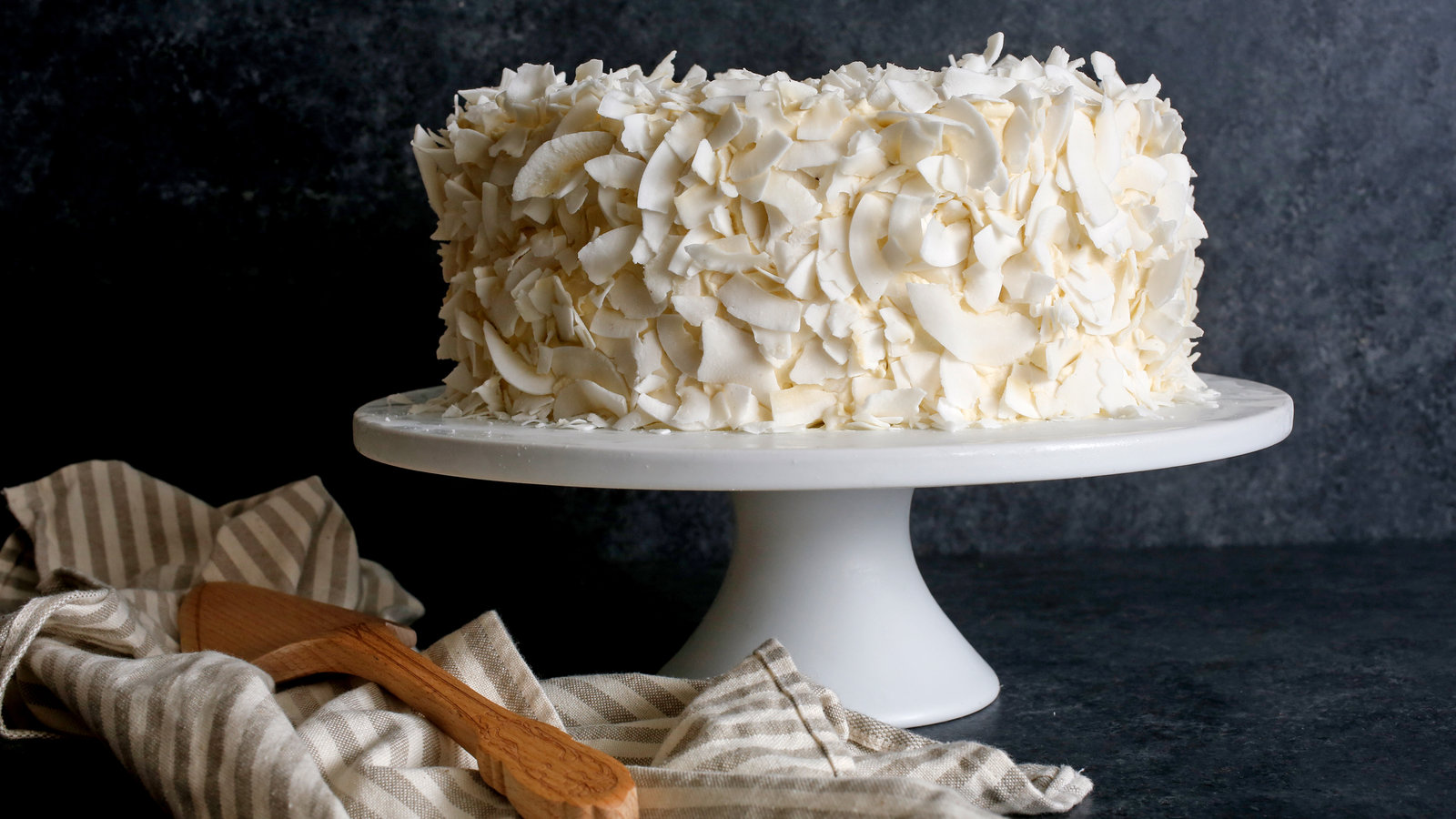 Classic Coconut Cake Recipe Nyt Cooking