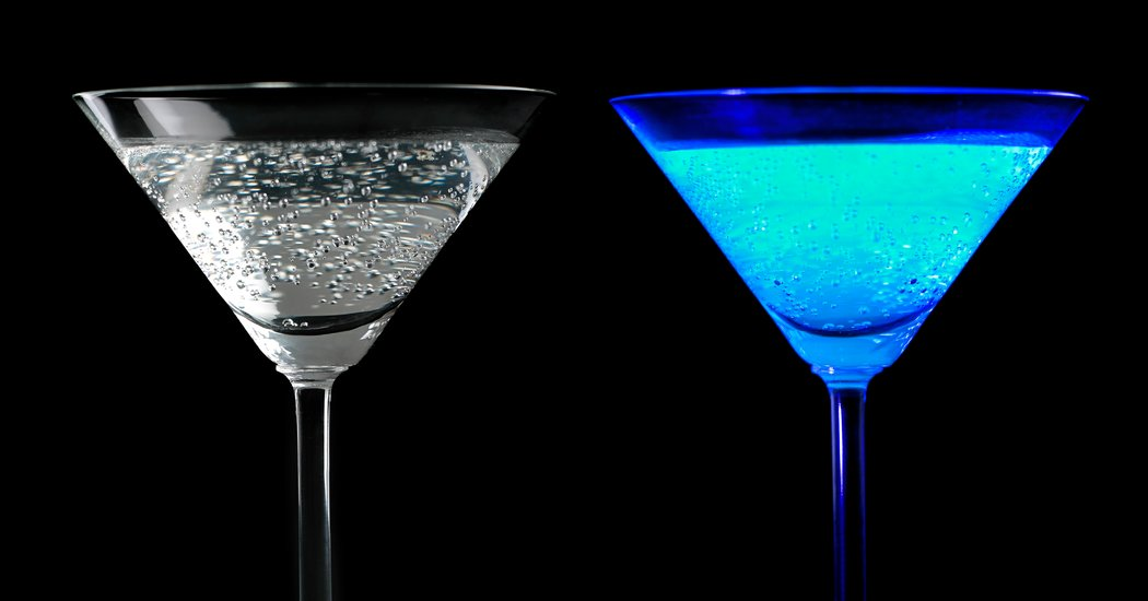 Is Your Cocktail Making You Sick The New York Times