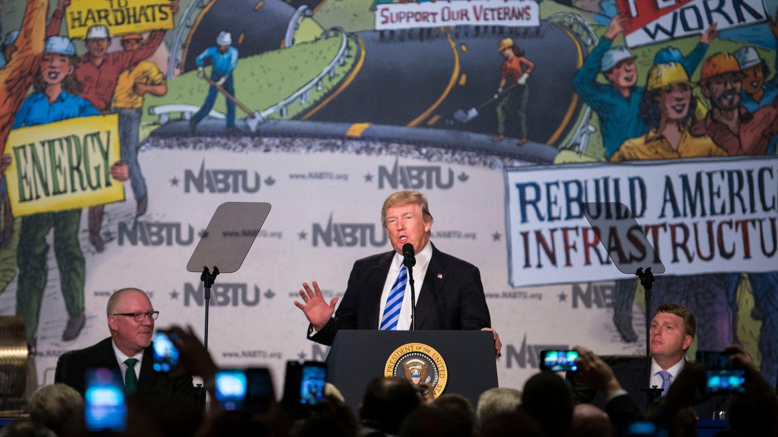 1 Infrastructure Trump Trillion