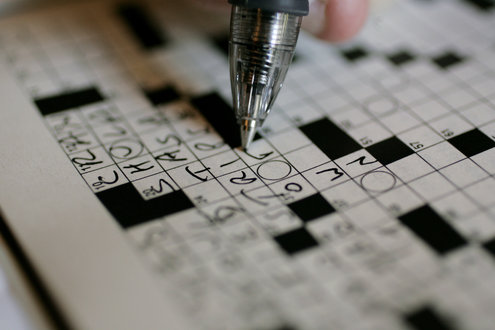 How to Get Started Solving The New York Times Crossword Puzzle   The     Don t worry about pen or pencil yet  First  here are some tricks that will  help you get started  Credit Carolyn Kaster Associated Press
