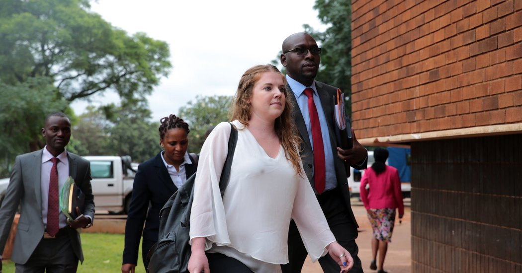Zimbabwe Releases American Charged With Insulting Mugabe ...