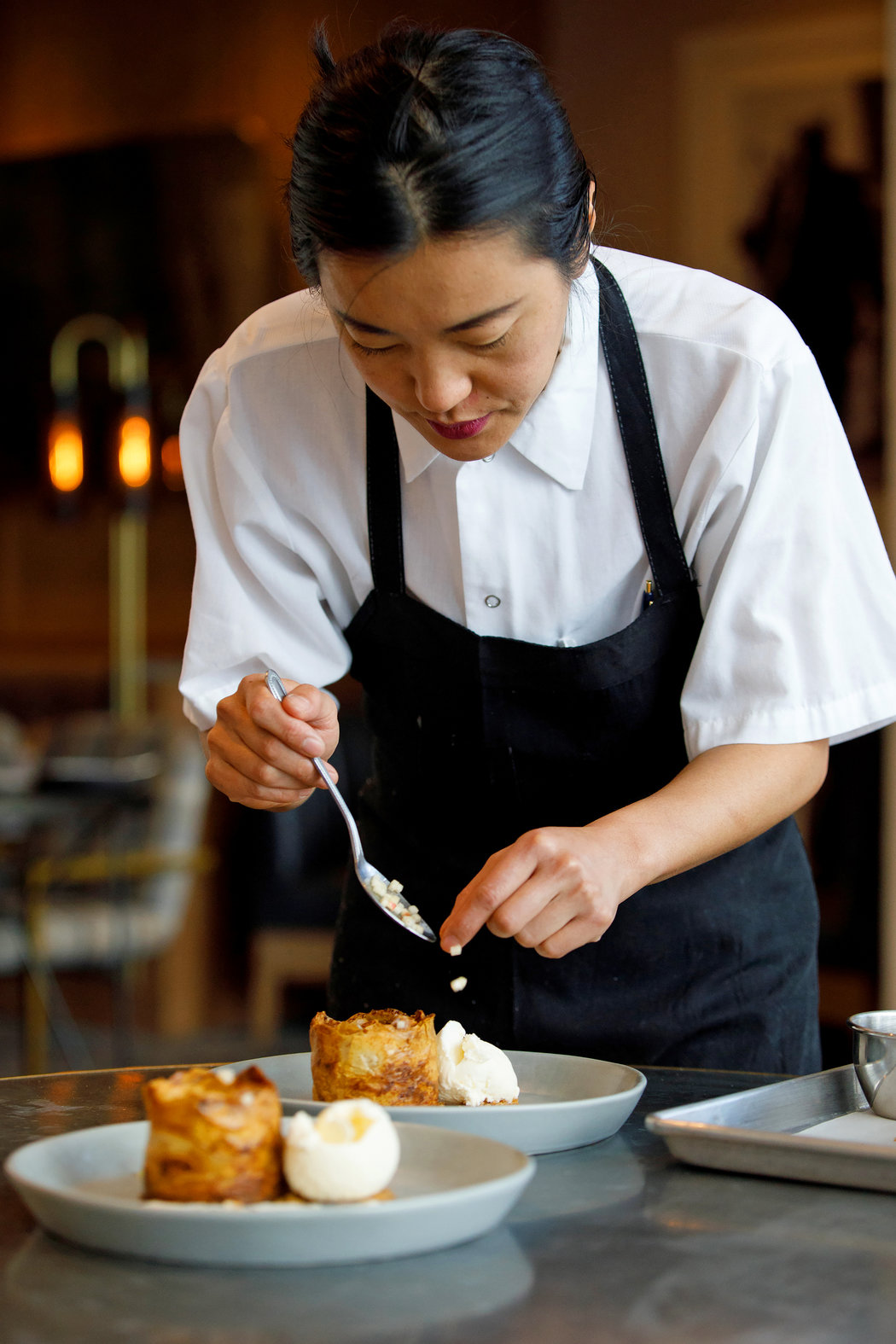 A New School Of Pastry Chefs Got Its Start In Architecture