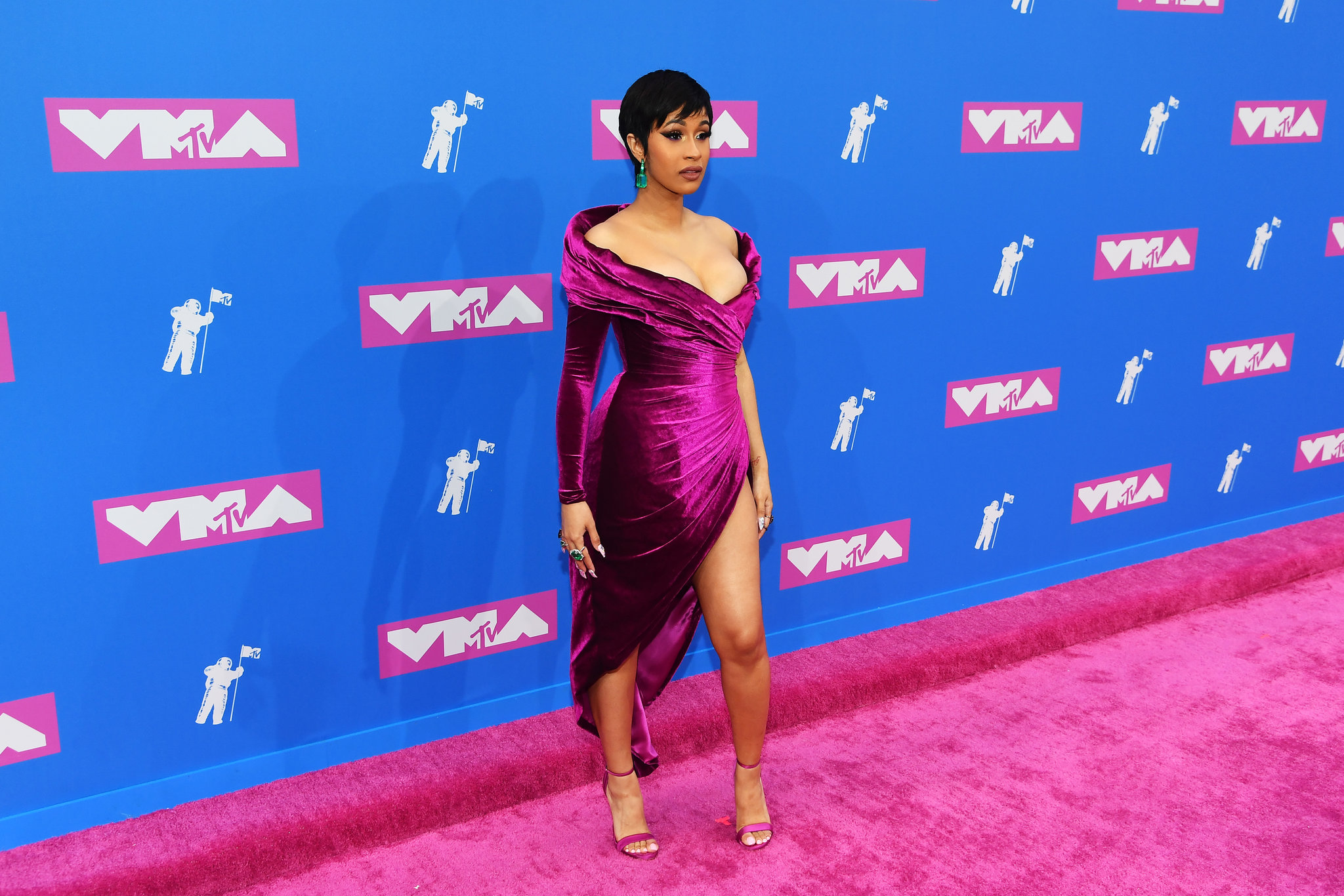 MTV VMAs 2018  Red Carpet Photos   The New York Times MTV VMAs 2018  Red Carpet Photos