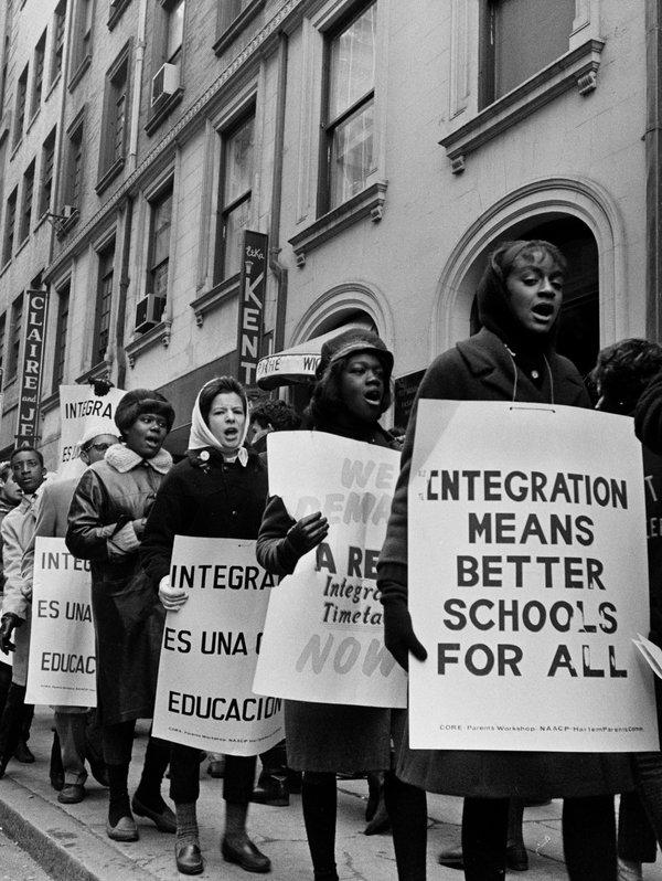 Blacks Year And Segregation Whites Schools
