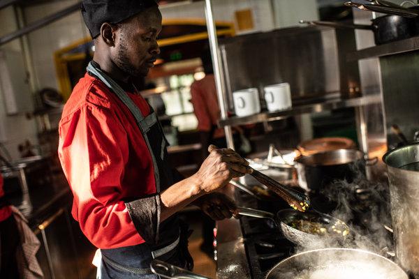 Upscale Soul Food Restaurants