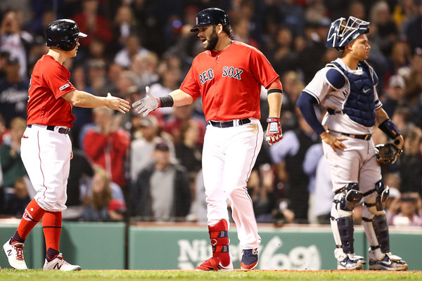red sox # 5