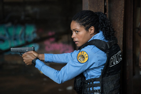 'Black and Blue' Review: A Cop Thriller for Our Age of ...