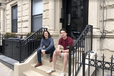A Couple With Manhattan Jobs Seek The Ideal Brooklyn Home Which | Spiral Staircase For Sale Craigslist | Senior Prank | Handrail | Steel | Stairway | Metal