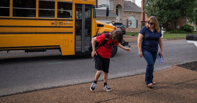 How parents of disabled children navigate the school mask wars