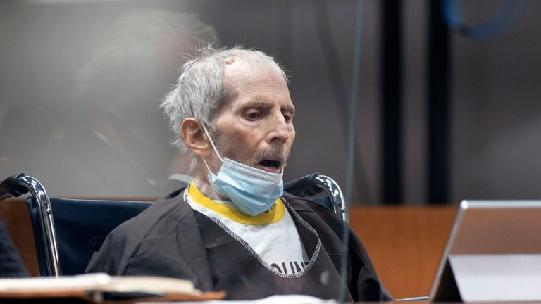 Watch Robert Durst has Covid, his lawyer says, and is on a ventilator. – COVID-19 News