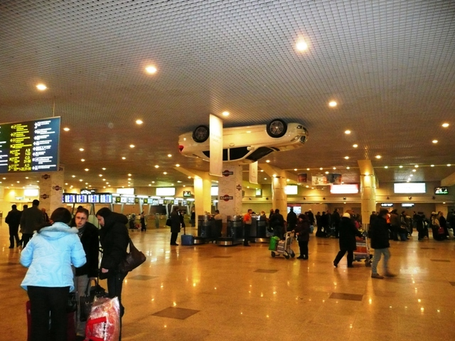 what is moscow's main airport - 640×480