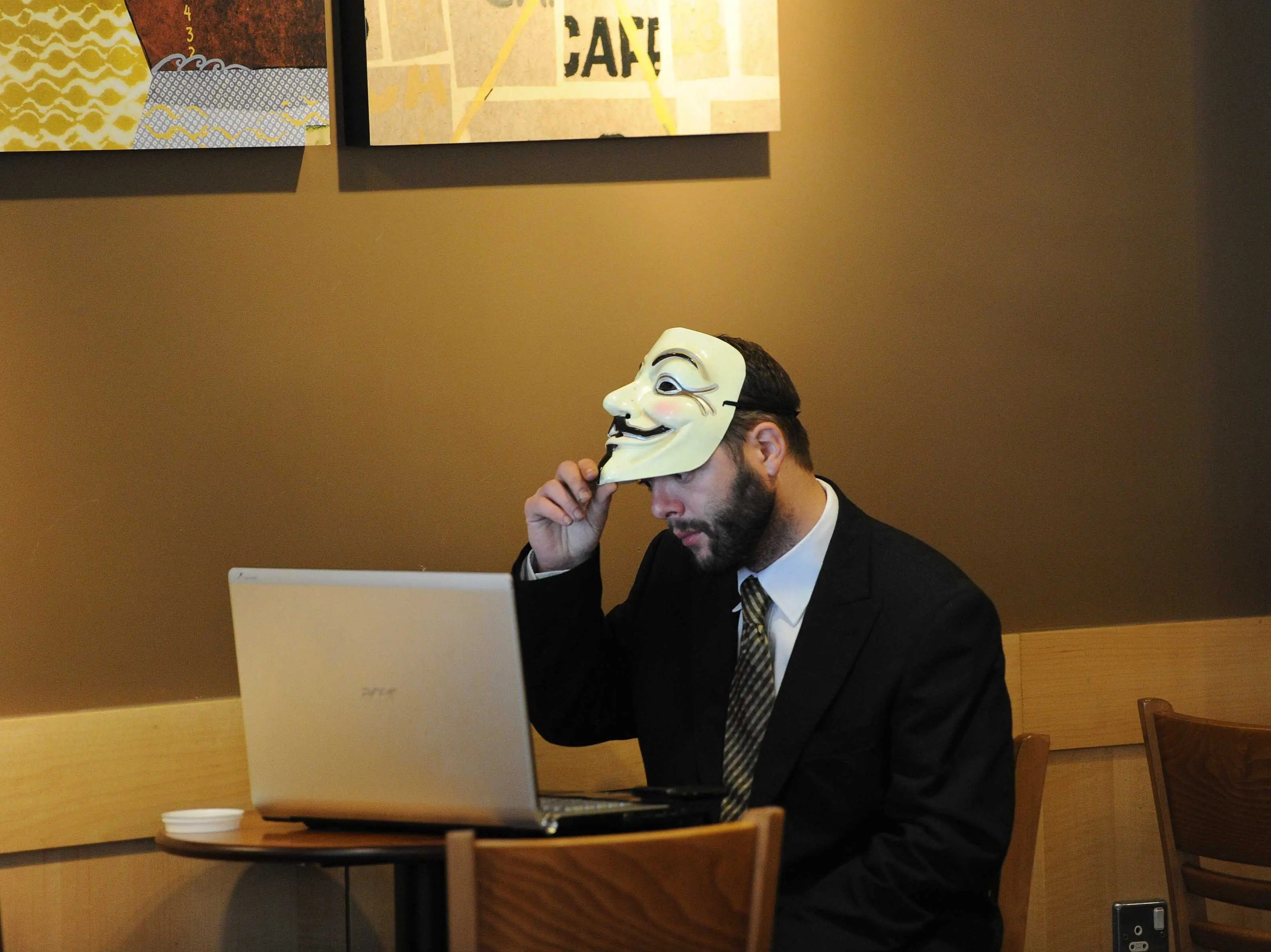 13 Members Of Hacker Group 'Anonymous' Indicted On Federal ...