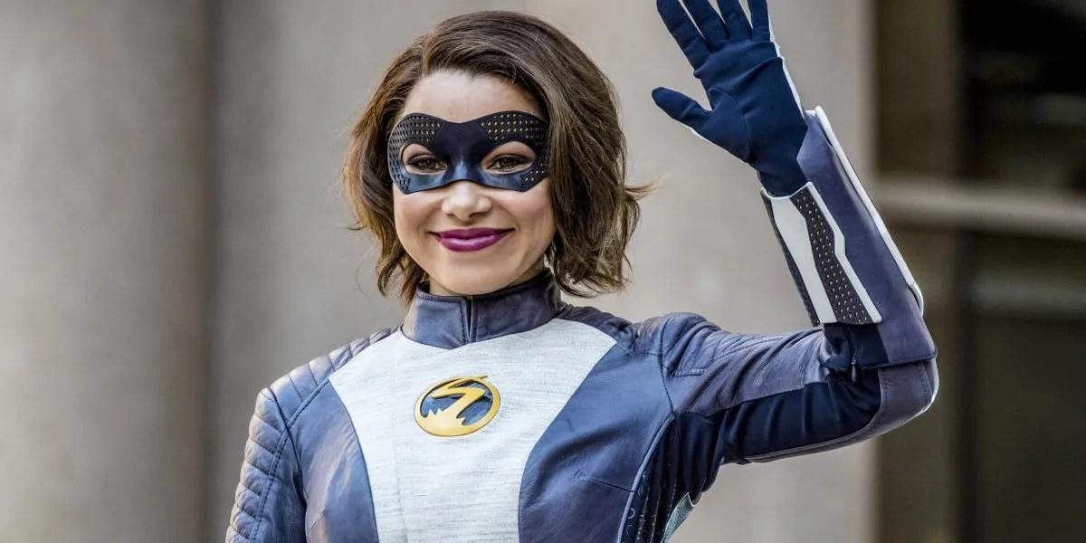 Flash Nora West Allen