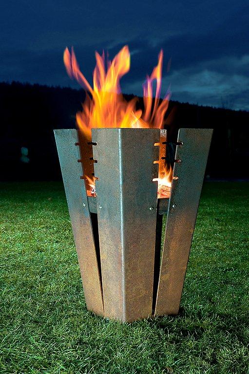Feuerkorb Quot Fuji Quot Ist F 252 R Alle B 246 Den Geeignet Bild 22