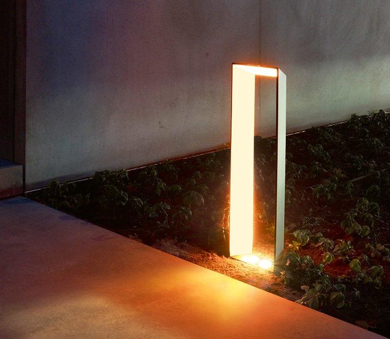 Design Outdoor Leuchten Mit Led Sch 214 Ner Wohnen