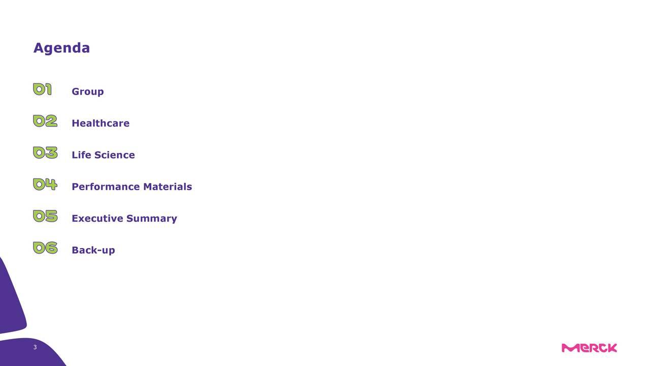 Merck Stock Quote