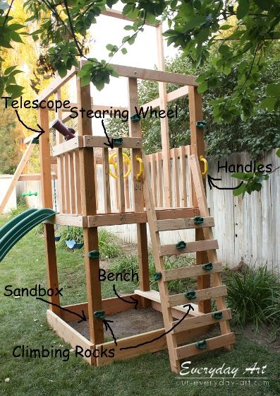 Outdoor Bench Swing