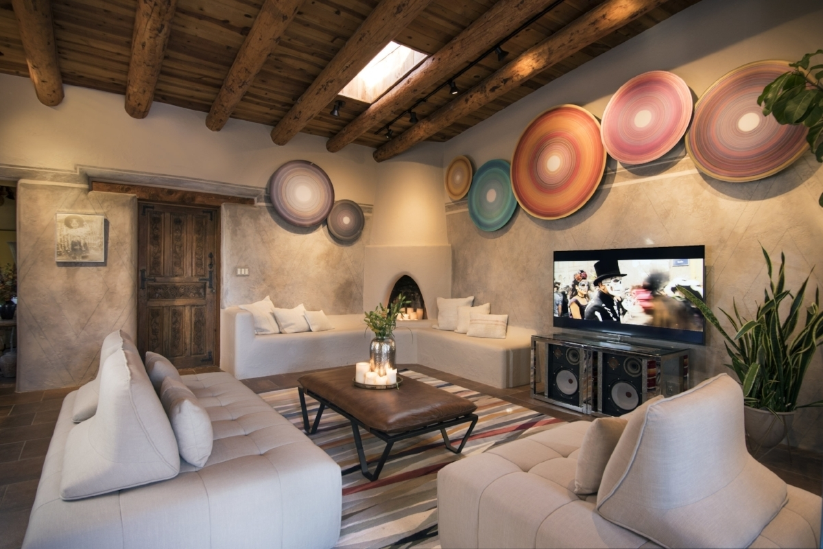 Santa Fe Interior Designer   Jennifer Ashton Interiors   Santa Fe         Santa Fe Interior Designer   Living Room by Jennifer Ashton Interiors