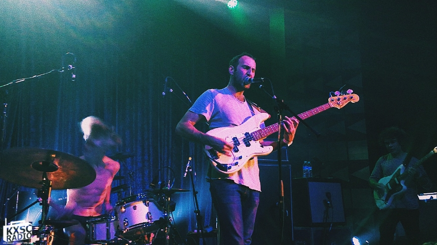 Show Review  Preoccupations  Car Seat Headrest     KXSC Radio