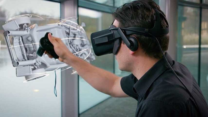 See How McLaren Uses VR for Car Body Design Using virtual reality to design automobiles
