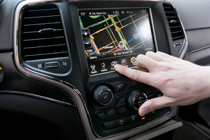 2014 Jeep Grand Cherokee Gps Map Upgrades Auto Expert By