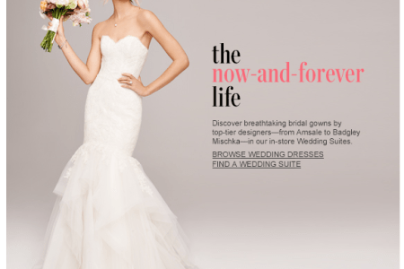 Bow Bridesmaid Dress Nordstrom Amsale