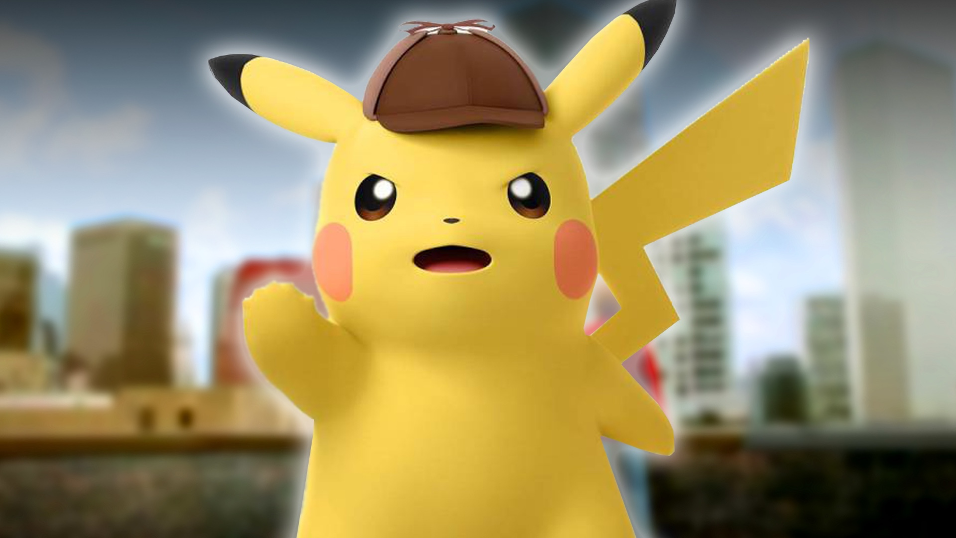 The Detective Pikachu Pokemon Movie Will Be Directed By Goosebumps Director Rob