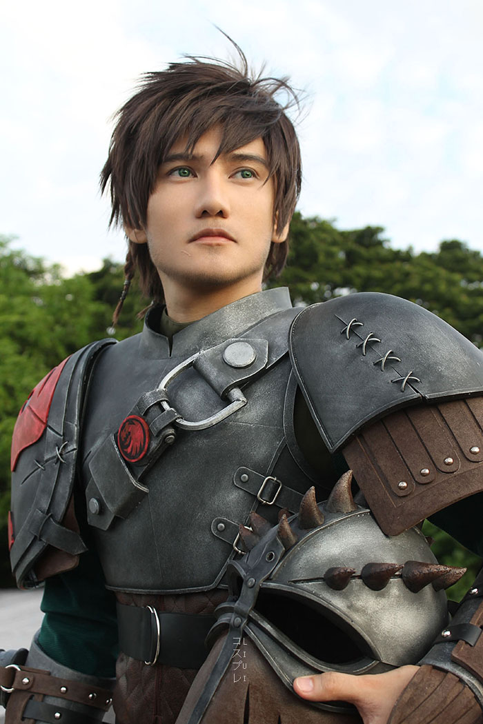 Incredible HOW TO TRAIN YOUR DRAGON 2 Hiccup Cosplay ...