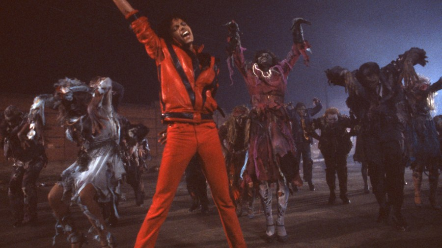 Michael Jackson s THRILLER Will Get an IMAX 3D Release      GeekTyrant     IMAX has announced that they will be hosting an IMAX 3D release of his  legendary groundbreaking music video Thriller  IMAX and Jackson s estate  are have