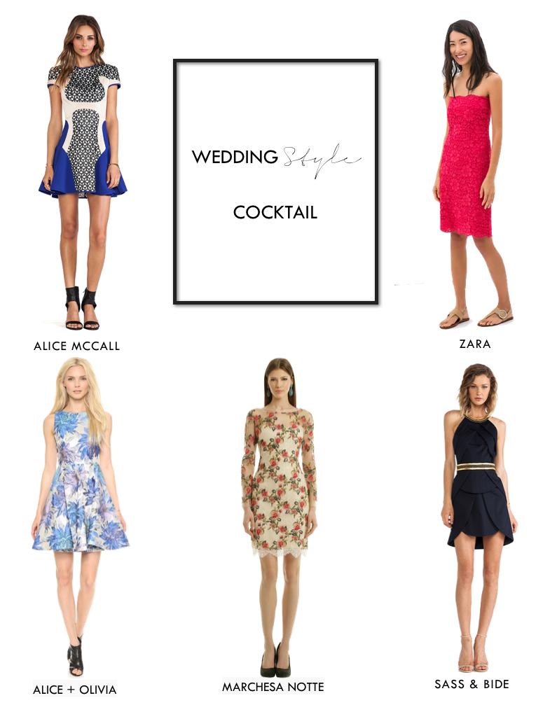 Zara Wedding Attire