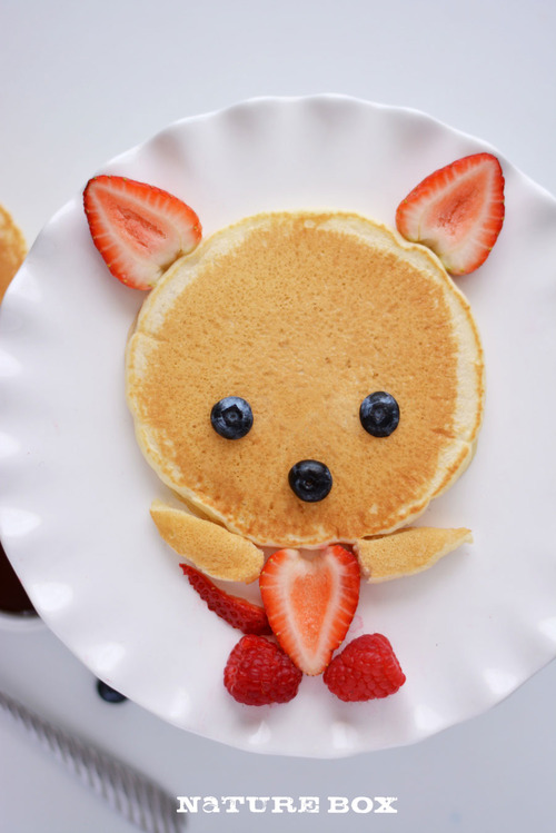 How To Make Animal-Shaped Pancakes — NatureBox Blog