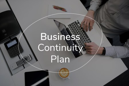 Presentation Outline Template  a complete guide     Slidebean Business Continuity Plan Template  Free PDF   PPT Download