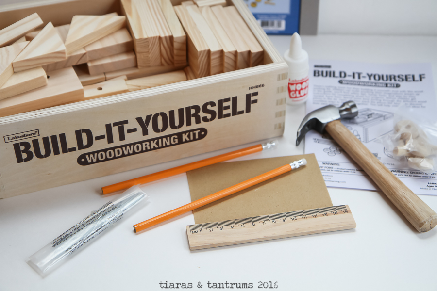 Woodworking Project Kits