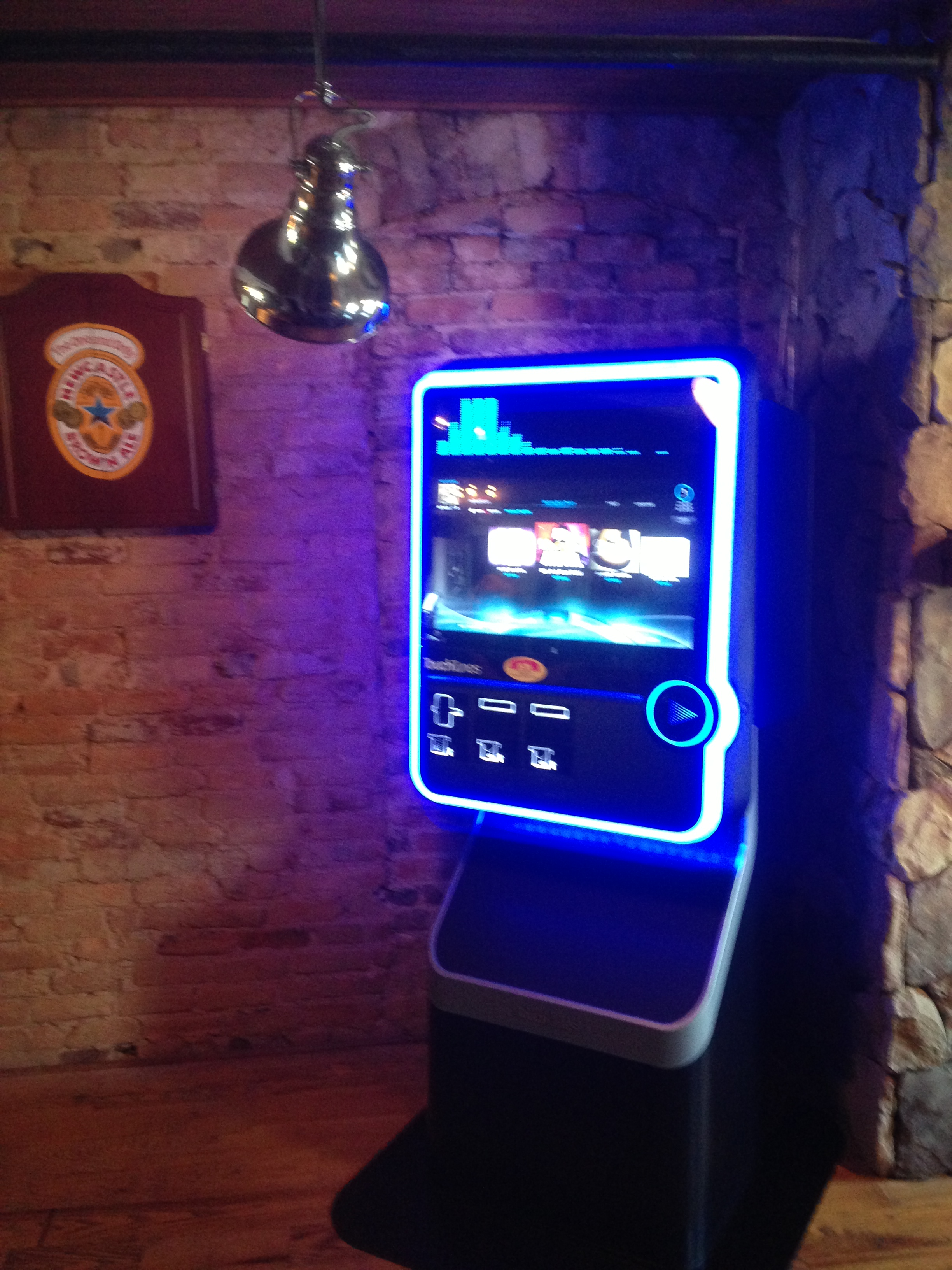 Jvl Touchscreen Bartop Arcades For Locations Sexton S