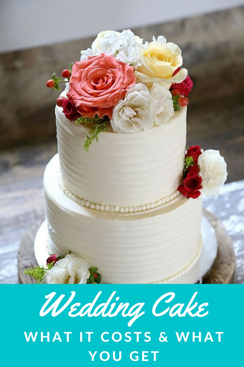 Wedding Cake costs   What you get     Nashville Wedding Planner     When I am talking with brides about their budget  I am frequently asked   how much does a wedding cake cost  or  what is the average wedding cake
