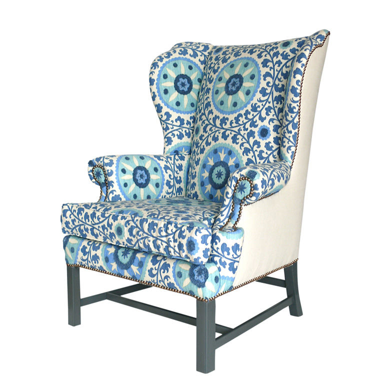 Day 28 Wing Back Chairs Mjg Interiors Manchester