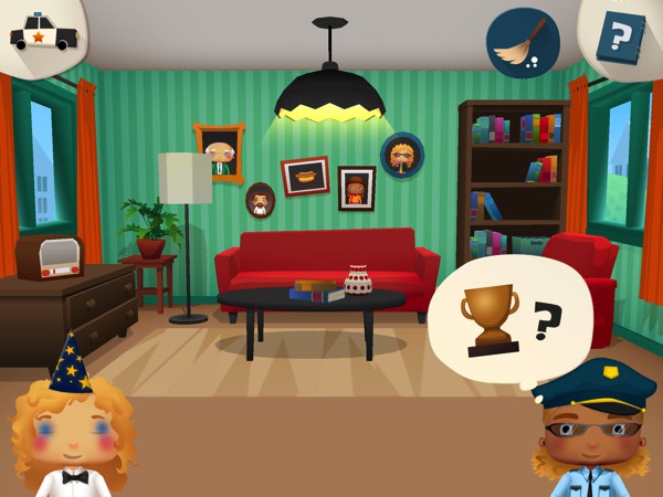 Little Police is a Fun Detective Game for Kids     Geeks With Juniors Little Police lets kids role play as a detective and find missing items