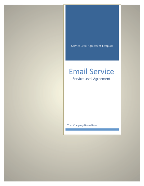 Service Level Agreement Template     Edge IT Training and Consulting Inc Service Level Agreement Template jpg Service Level Agreement Template Ver  1 0 Page 01 png