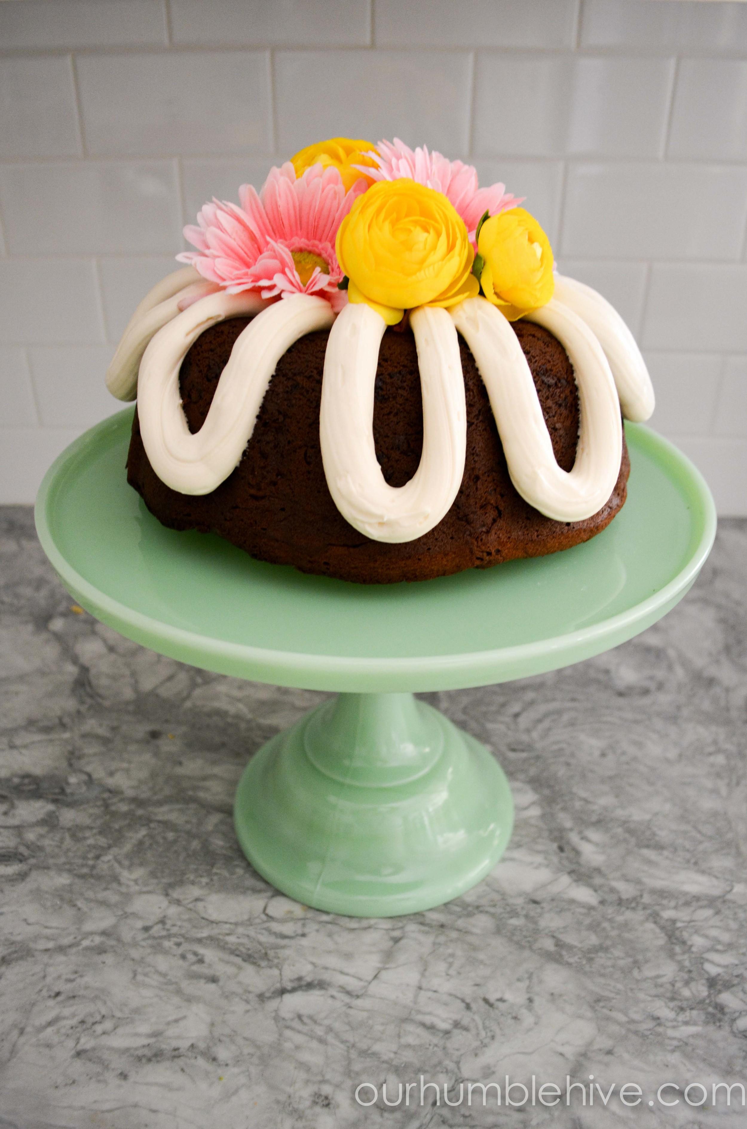 Nothing Bundt Cake Copycat Recipe Chocolate Chocolate