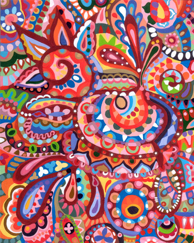 Whimsical Painting Patterns