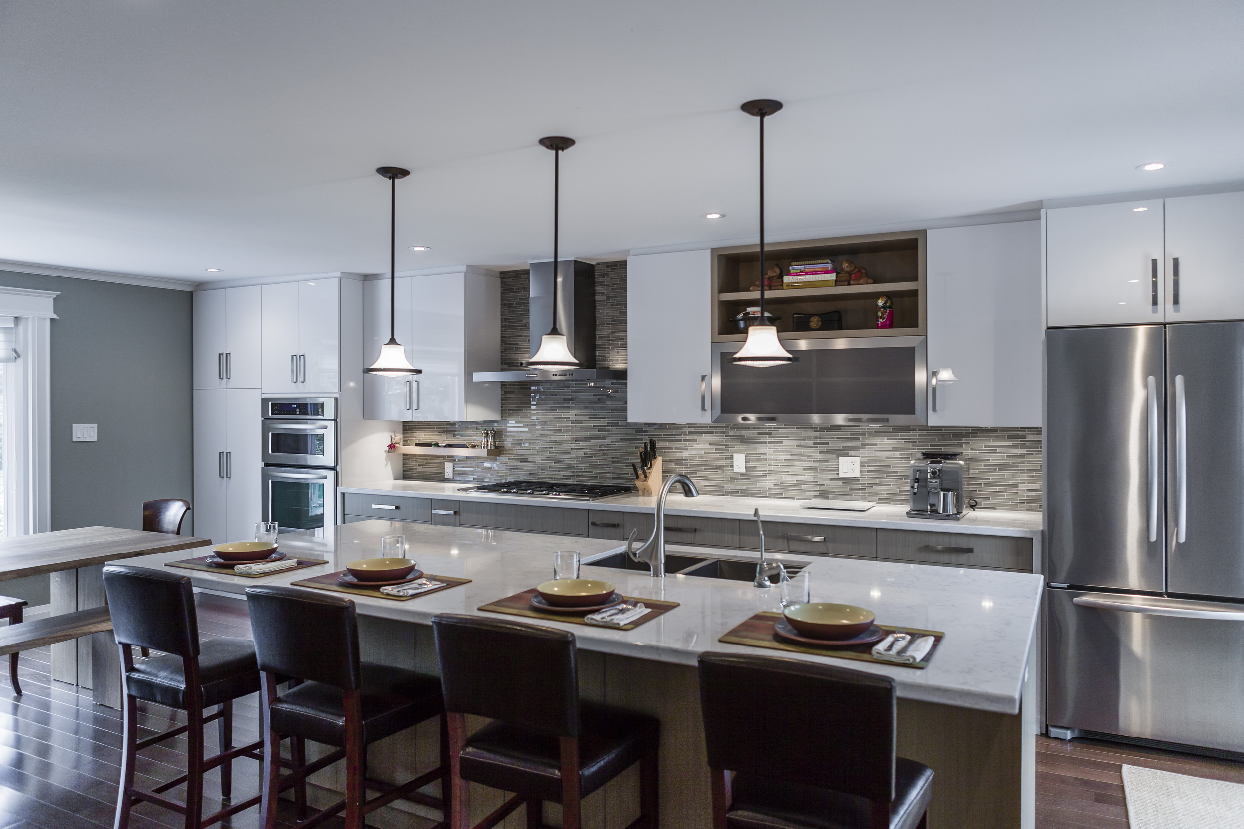 Custom Kitchens Toronto Ontario