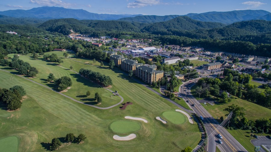 Gatlinburg Golf Course      PhotoJambo Gatlinburg Golf Course